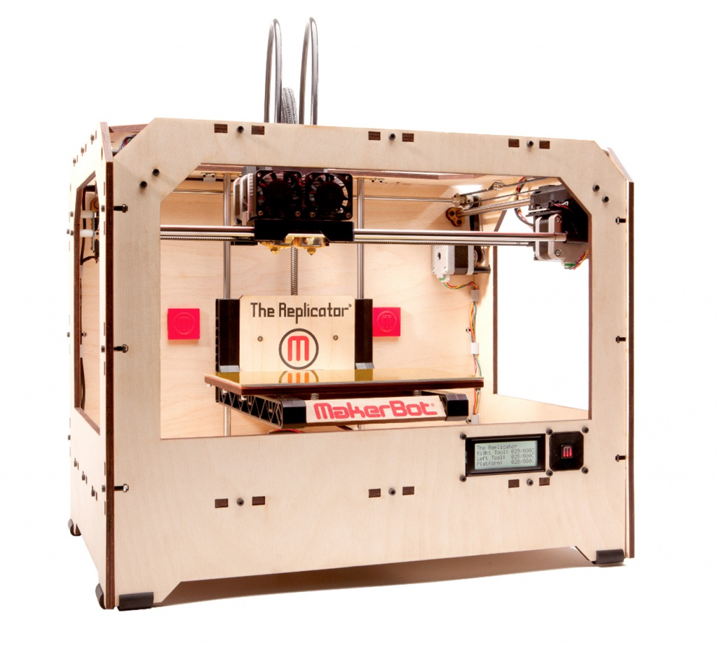 3D-принтер MAKERBOT REPLICATOR 1