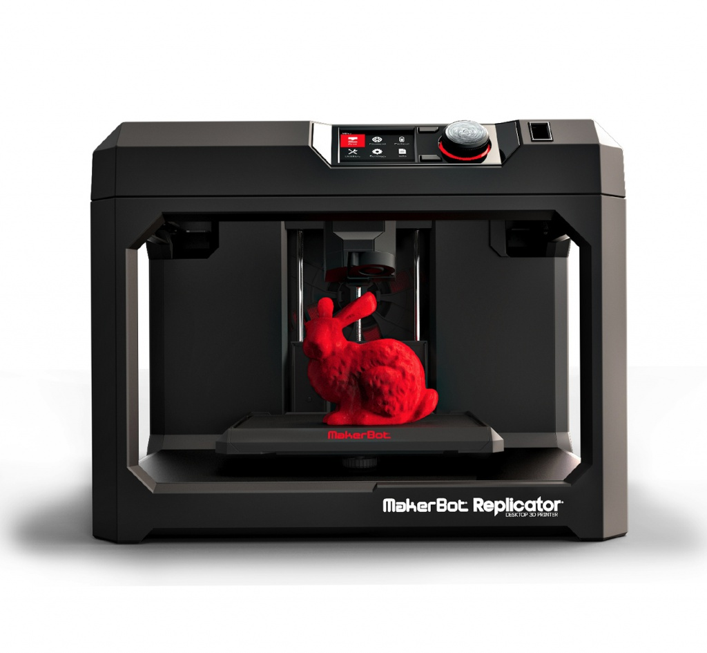 3D-принтер MAKERBOT REPLICATOR